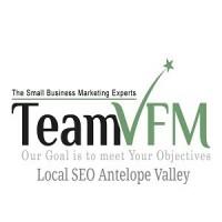 TeamVFM Local SEO Antelope Valley