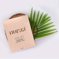 Noraa Organic Cotton Biodegradable Sanitary Pads
