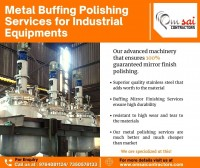 Why Buffing & Polishing is necessary for Stainless Steel equipment?