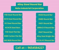 Alloy Steel Bars Supplier in Faridabad