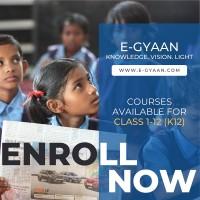 E-Gyaan Online Education Platform