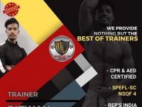 Muscle Up Gym : Best Gym & Fitness Centre in Salt Lake Kolkata