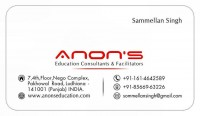 Anons Education Consultants and Facilitators