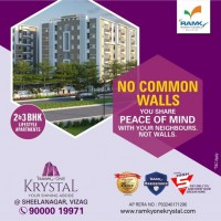3bhk Flats for Sale in Vizag