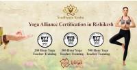 Best 200 Hour Yoga Teacher Training in Rishikesh!