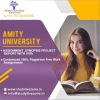amity solved assignment-amity online solved assignments-amity assignments-amity assignment solutions