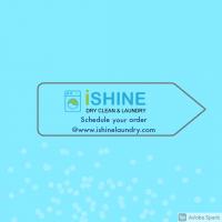 Ishine Dryclean and Premium Laundry
