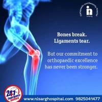 Best Orthopaedic Hospital in Vadodara