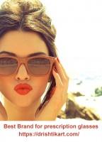 Best brand for prescription glasses : Drishtikart