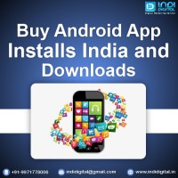 How to Buy Android App Installs India