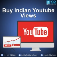 Get real and genuine indian youtube views