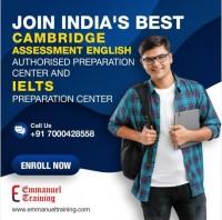 Best Cambridge Assessment English & IELTS Preparation Centre in Pune - Emmanuel Training