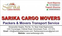SARIKA CARGO MOVERS
