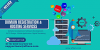 Domain & Hosting Services In Lucknow