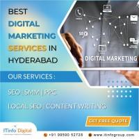 Best Digital Marketing Agency in Hyderabad - ITinfo Digital