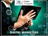 Digital marketers in Madurai - Edatic IT Support