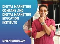 Dipeshpreneur - digital marketing course in vadodara | Social Media Marketing course | Digital Marketing Agency
