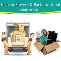 Heaven movers and packers Dubai - 055 9191 226 - House movers Dubai
