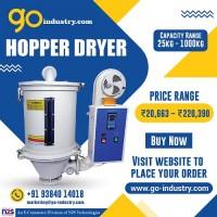 Hopper Dryer for Sale