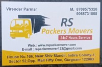 Rs packers and movers