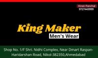 King Maker Mens Wear Nikol