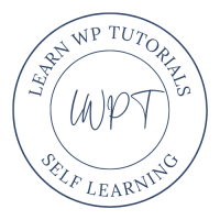 Learn WP Tutorials