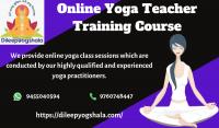 Online Yoga Teacher Training Course