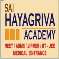 SAI HAYAGRIVA ACADEMY   Best NEET Coaching Centre in Madurai