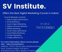 SV Institute - Digital Marketing Institute.