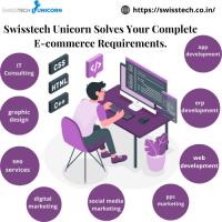 Swisstech Unicorn Solves Your Complete E-commerce Requirements.