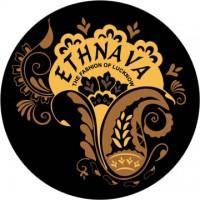 Ethnava Hand Embroidered Lucknowi Chikan Anarkali