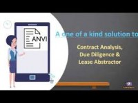 Contract analysis software