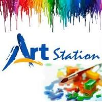 Art Station Online