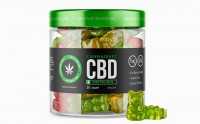 Cannaleafz ***** Gummies Canada - Helps To Vanish Joint Pains!