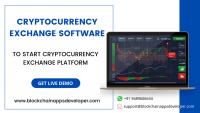 Cryptocurrency Exchange Software Development Company - BlockchainAppsDeveloper