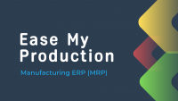 Best ERP For Manufacturing Industry - Ease My Production ERP (MRP)