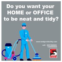 Office Cleaning Services in Andheri Sadguru Facility