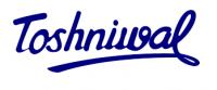Toshniwal Instruments (Madras) Pvt. Ltd