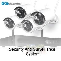 Security Cameras Company - Gulf Stream Infotech