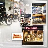 Royal Enfield Showroom in Hisar | Bullet on Road Agency Price