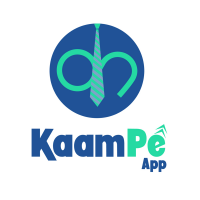 KaamPe App: Selfie & Location Based Attendance and Salary Management App