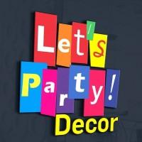 Let's Party Decor