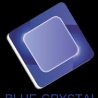 Blue Crystal 3D Laser