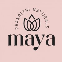 Skincare products by Maya