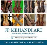 Best Mehndi Artist in Delhi