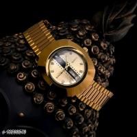 Rado Men's limited edition golden watch