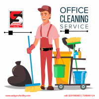 Office Cleaning Services in Thane by Sadguru Facility