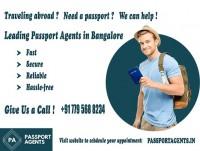 Passport Agent in Bangalore