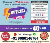 Website Design Company In Chennai - Sanishsoft