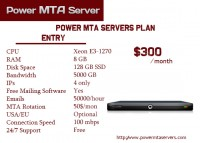 Dedicated bulk SMTP Server Cloud email server Mass mail servers